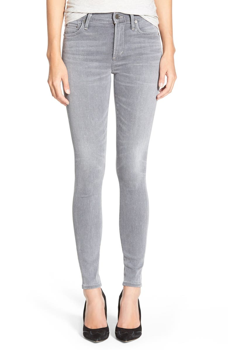 CITIZENS OF HUMANITY 'Sculpt - Rocket' High Rise Skinny Jeans, Main, color, 078