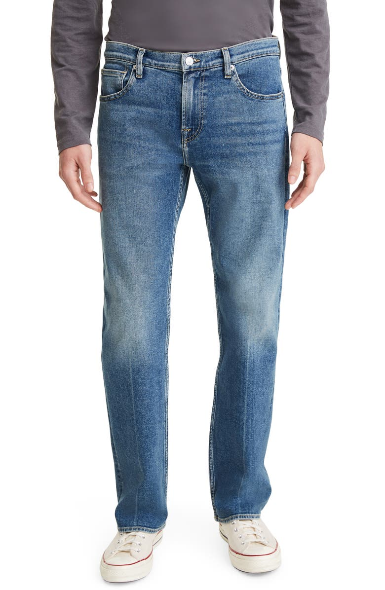 7 FOR ALL MANKIND Austyn Relaxed Fit Jeans, Main, color, PV CREASE