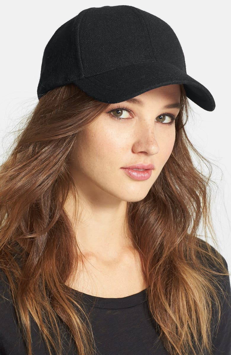PHASE 3 Wool Blend Cap, Main, color, 001