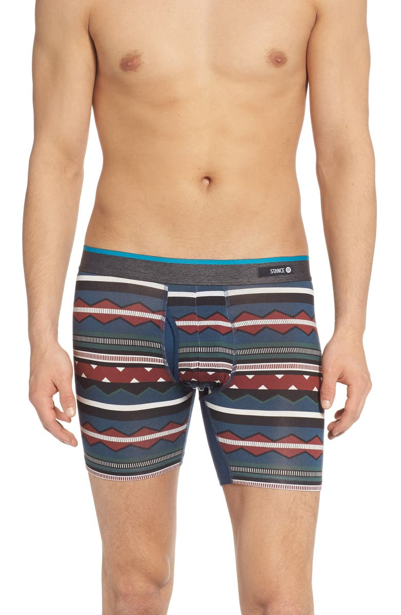 STANCE After Hours Boxer Briefs, Main, color, NAVY