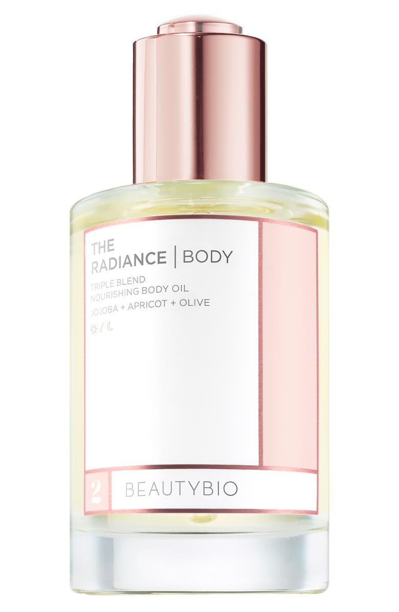 BEAUTYBIO The Radiance Body Triple Blend Nourishing Body Oil, Main, color, No Color
