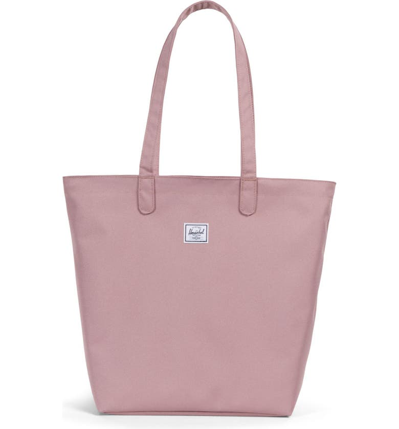 HERSCHEL SUPPLY CO. Mica Tote, Main, color, ASH ROSE