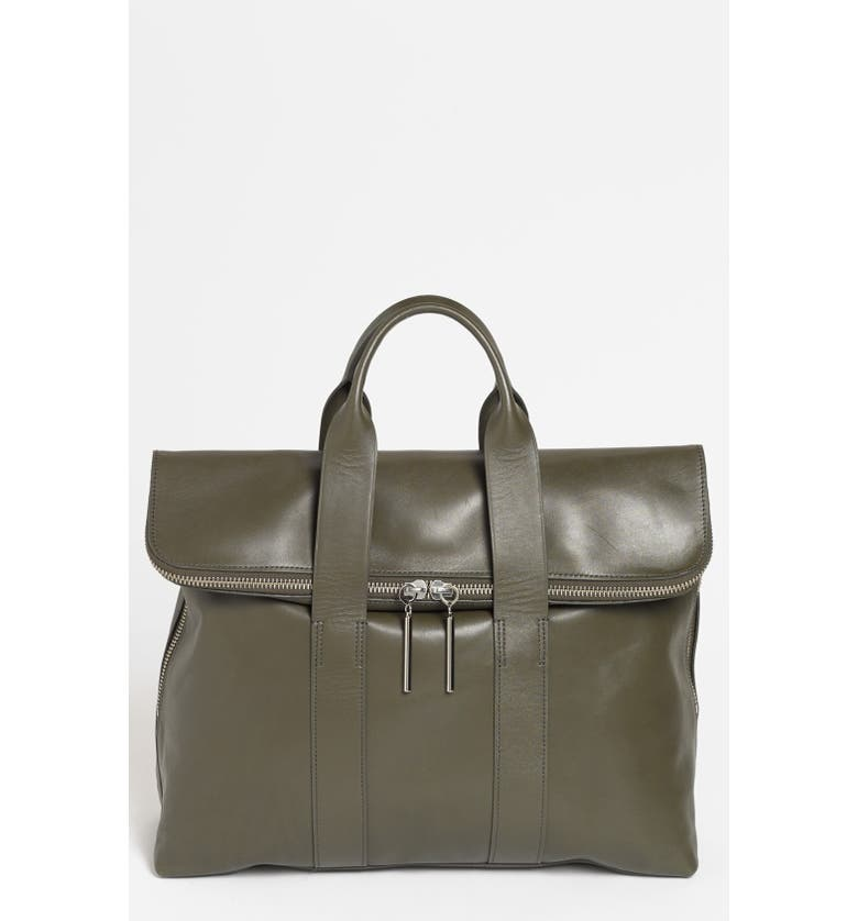 3.1 PHILLIP LIM '31 Hour' Leather Tote, Main, color, 301