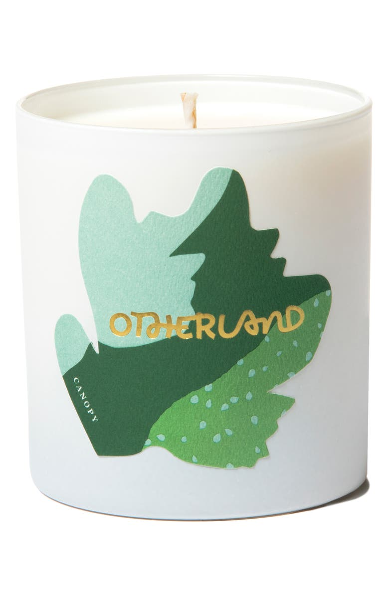 OTHERLAND Scented Candle, Main, color, CANOPY