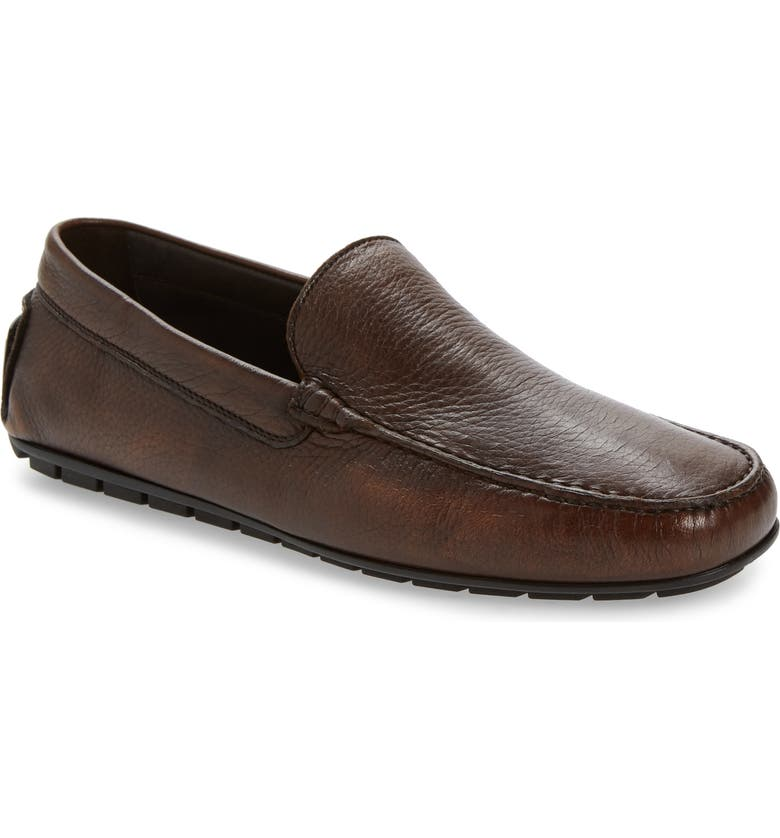 TO BOOT NEW YORK Largo Driving Shoe, Main, color, COGNAC
