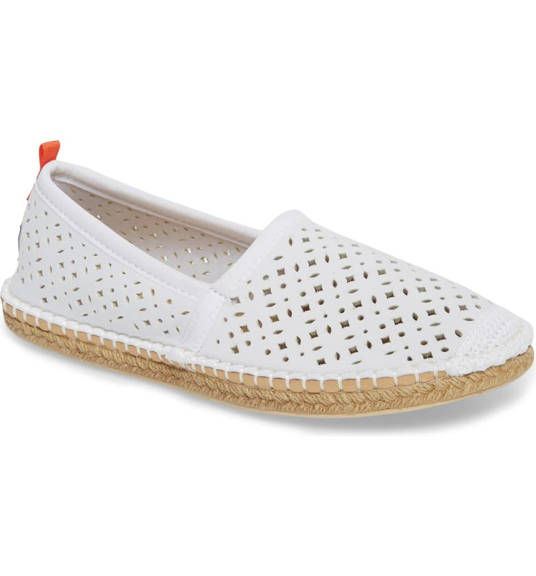 SEA STAR BEACHWEAR Sea Star Beachcomber Espadrille Sandal, Main, color, WHITE