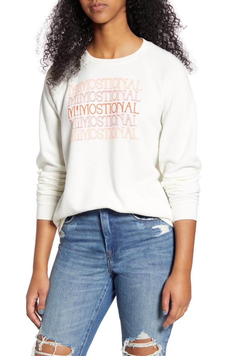 PST BY PROJECT SOCIAL T Mimositional Sweatshirt, Main, color, 900