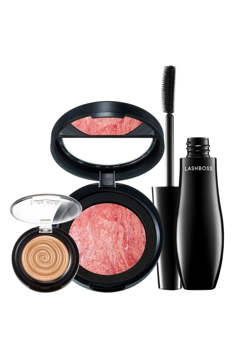 LAURA GELLER BEAUTY Mid-Day Makeover Kit, Main, color, 000