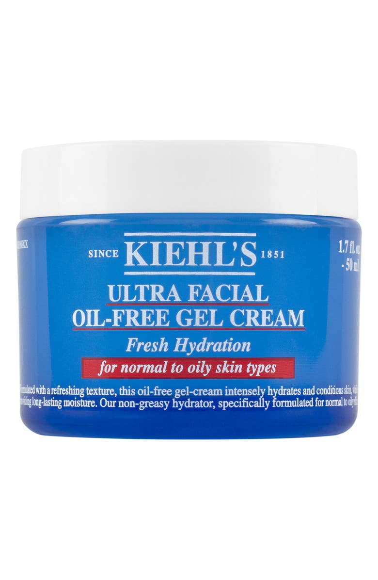 KIEHL'S SINCE 1851 Ultra Facial Oil-Free Gel Cream, Main, color, 000
