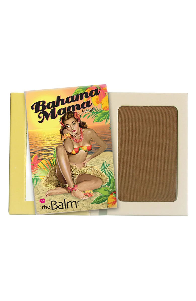 THEBALM<SUP>®</SUP> 'Bahama Mama<sup>®</sup>' Bronzing Powder, Main, color, 200