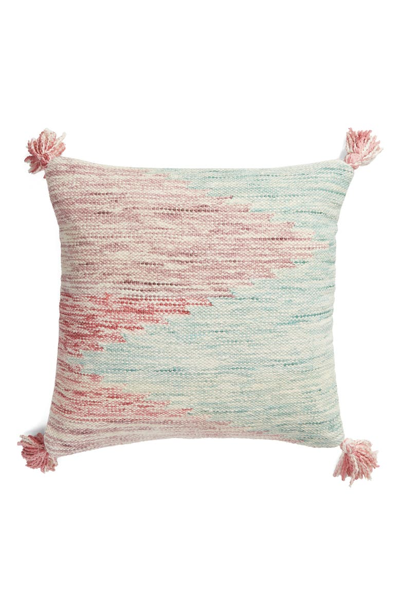 NORDSTROM at Home Ikat Accent Pillow, Main, color, 440