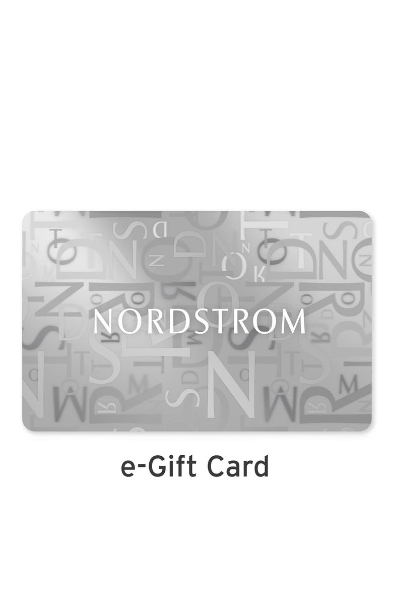 NORDSTROM GIFT CARD e-Gift Card Classic, Main, color, CGC