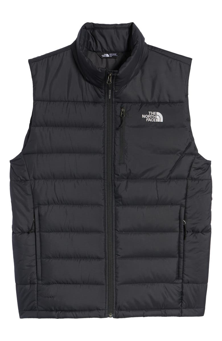 THE NORTH FACE Aconcagua Down Vest, Main, color, 001