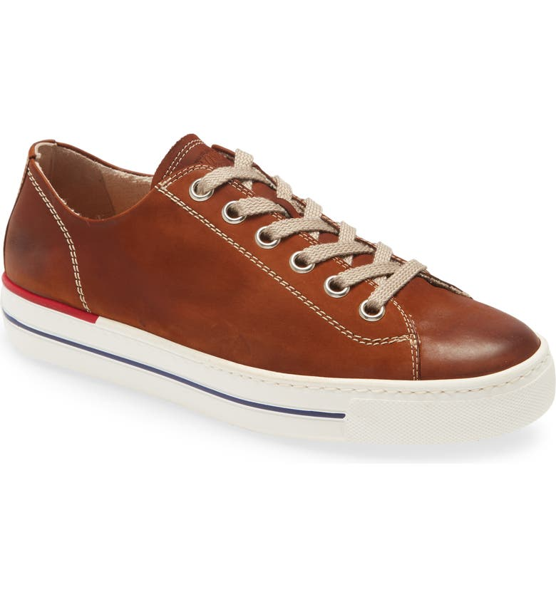 PAUL GREEN Ally Low Top Sneaker, Main, color, 215