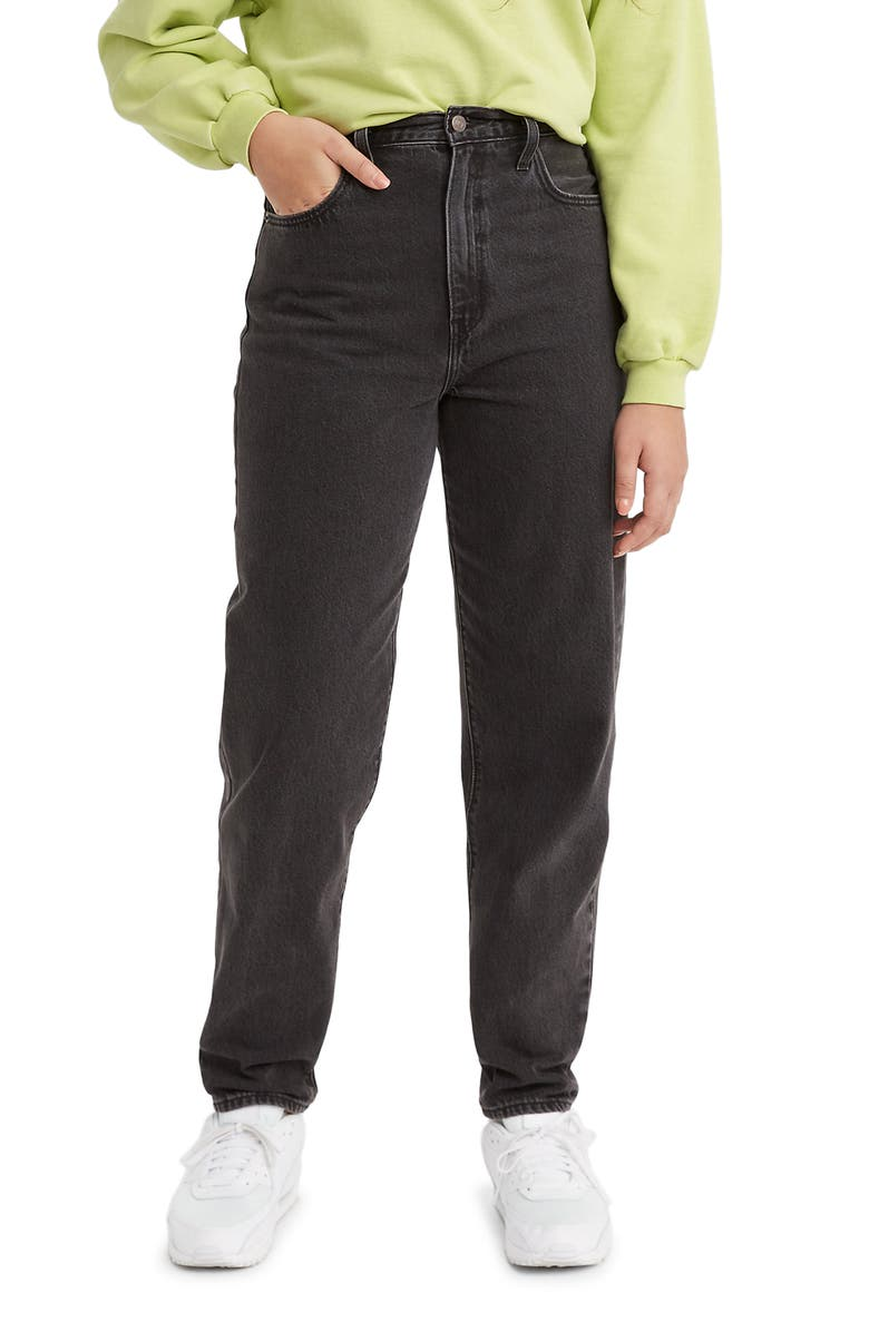 LEVI'S<SUP>®</SUP> High Waist Loose Fit Tapered Jeans, Main, color, LOOSE CONTROL