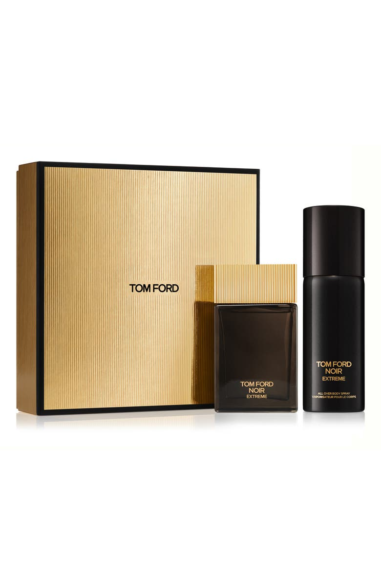 Tom Ford Noir Extreme Eau De Parfum All Over Body Spray Set Nordstrom Exclusive Usd 229 Value Nordstrom