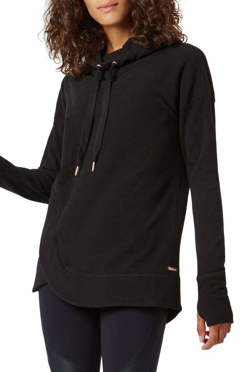 SWEATY BETTY Invigorate Luxe Hoodie, Main, color, 003