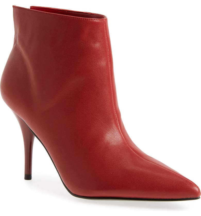 MARC FISHER LTD Fenet Pointy Toe Bootie, Main, color, 601