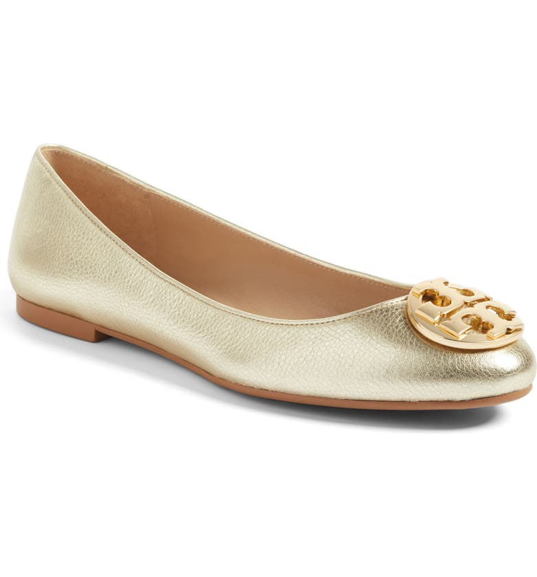 TORY BURCH Claire Ballerina Flat, Main, color, 723