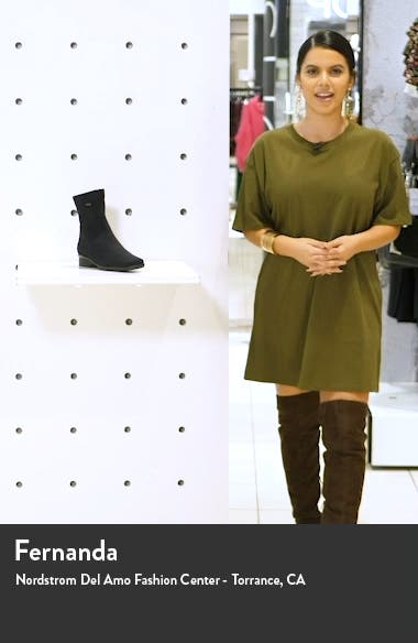 Page Waterproof Gore-Tex<sup>®</sup> Bootie, sales video thumbnail