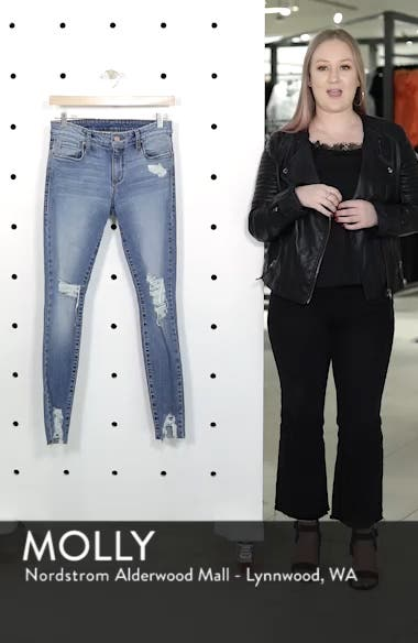 Ripped Skinny Jeans, sales video thumbnail