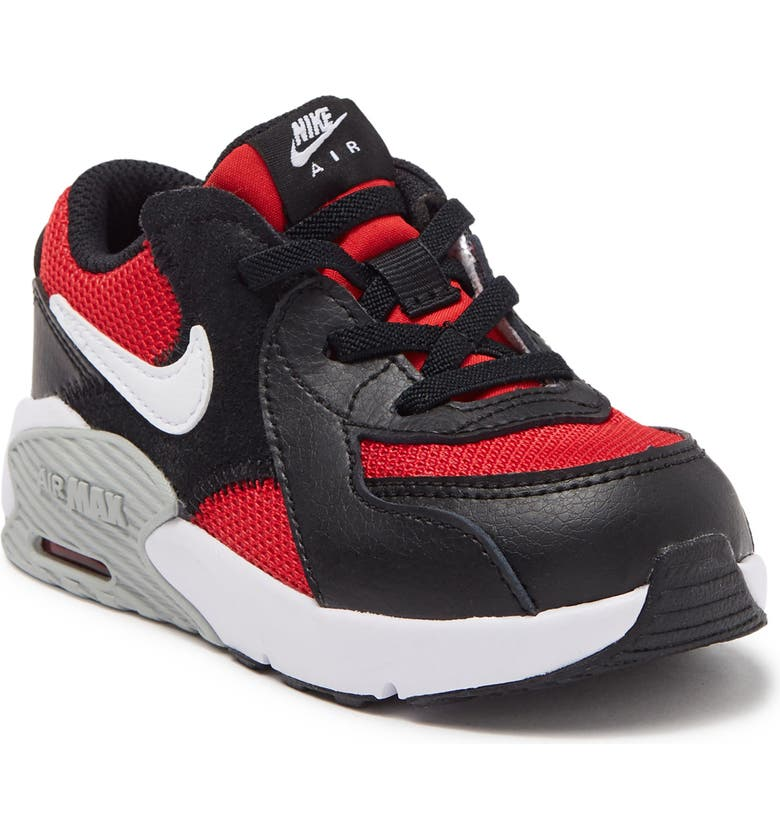 NIKE Air Max Excee Sneaker, Main, color, 600 UNVRED/WHITE