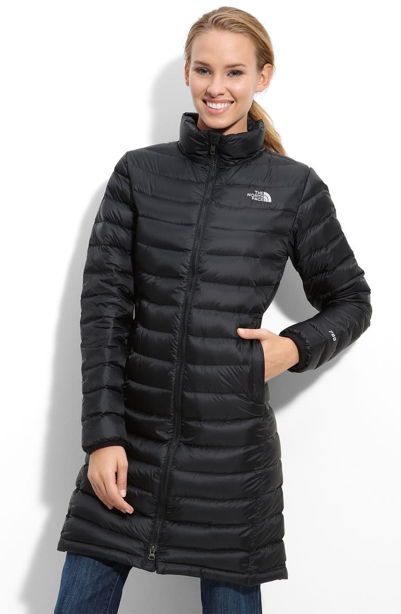 THE NORTH FACE 'East Village' Jacket, Main, color, 001
