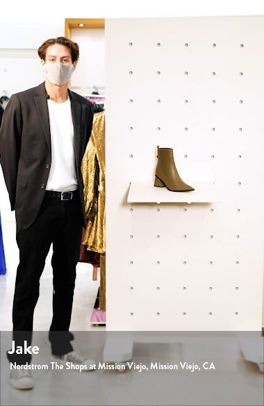 Bronx Pointy Toe Bootie, sales video thumbnail