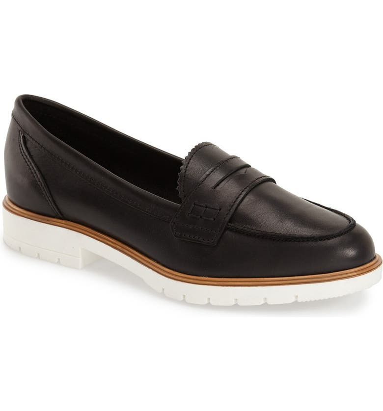 DUNE LONDON 'Gleat' Loafer, Main, color, 002