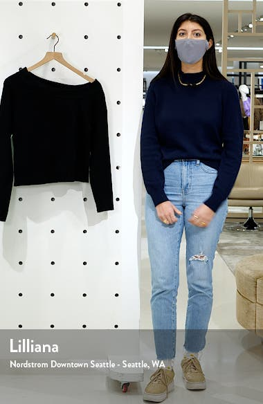Don't Be Shy Off the Shoulder Sweater, sales video thumbnail