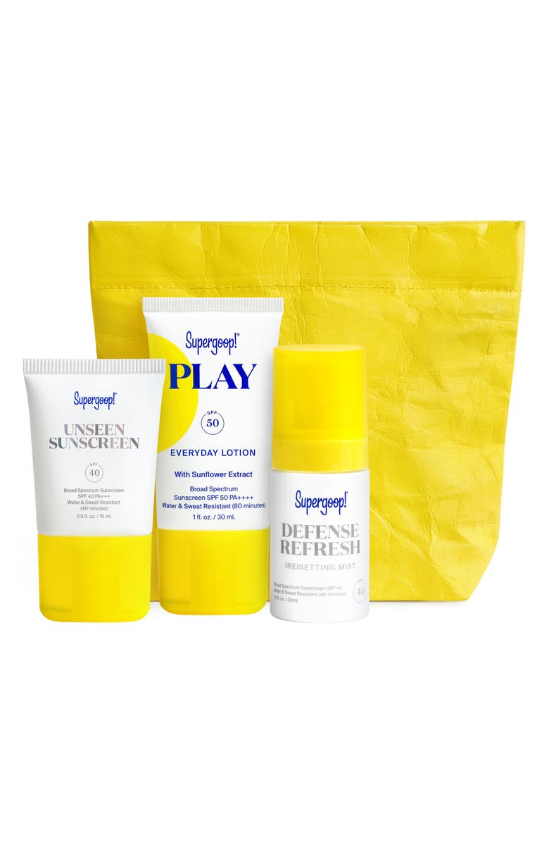 SUPERGOOP!<SUP>®</SUP> Supergoop! SPF From Head-to-Toe Set, Main, color, NO COLOR