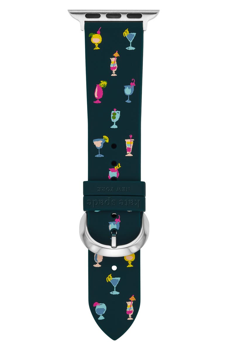 KATE SPADE NEW YORK Apple Watch<sup>®</sup> strap, Main, color, 400