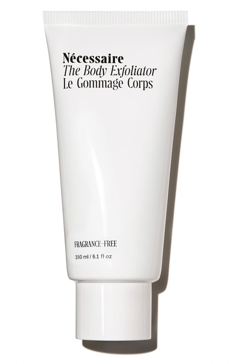 NÉCESSAIRE The Body Exfoliator, Main, color, FRAGRANCE-FREE