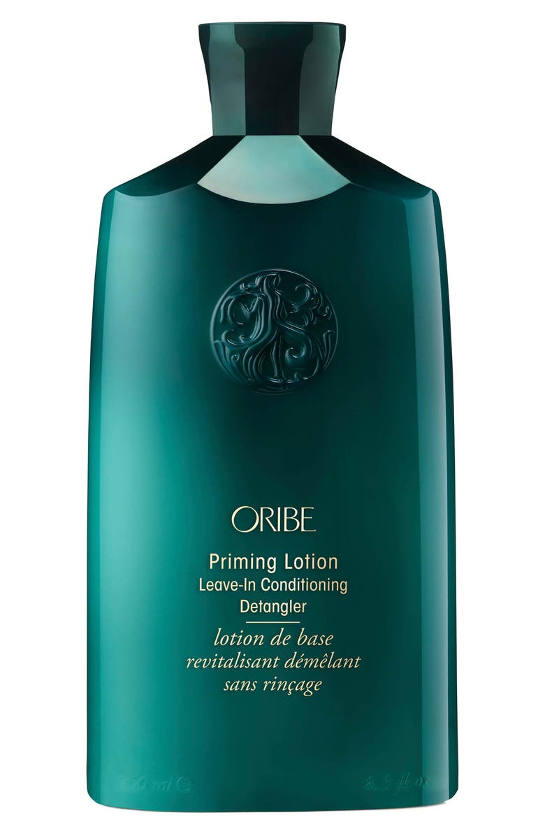 ORIBE Priming Lotion Leave-In Conditioning Detangler, Main, color, 000