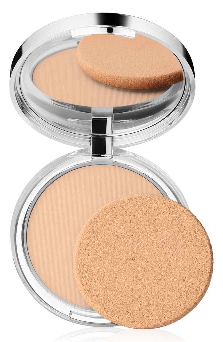 CLINIQUE Superpowder Double Face Makeup Full-Coverage Powder Foundation, Main, color, MATTE IVORY