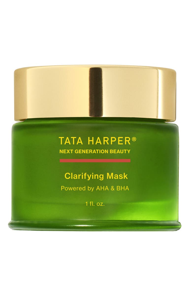 TATA HARPER SKINCARE Clarifying Mask, Main, color, No Color