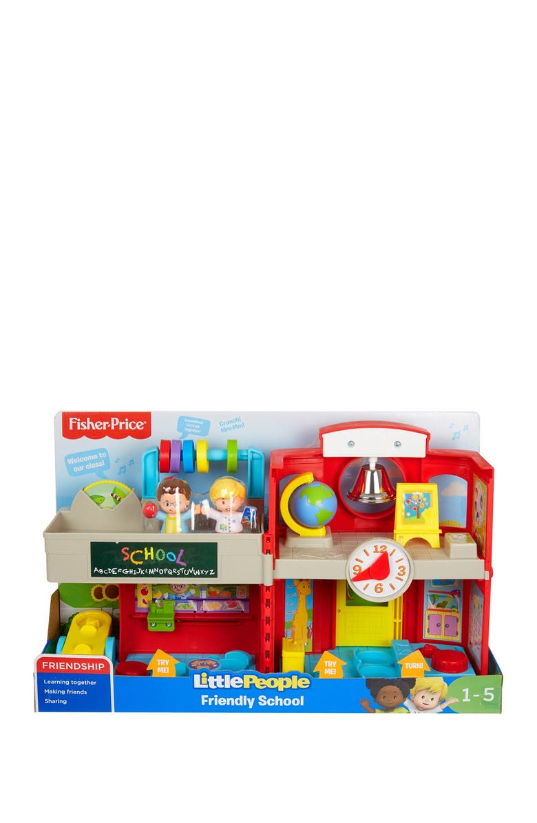 FISHER PRICE Fisher-Price<sup>®</sup> Little People<sup>®</sup> Friendly School, Main, color, ASST