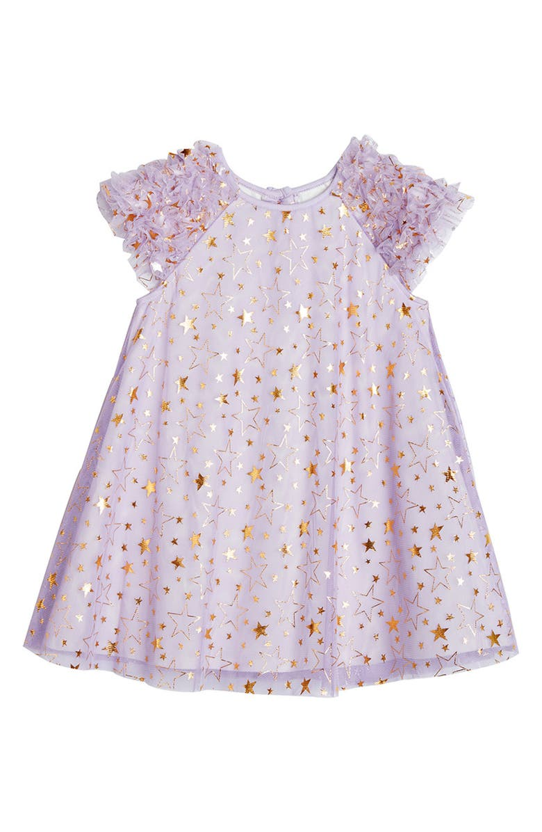 PIPPA & JULIE Star Party Dress, Main, color, 900