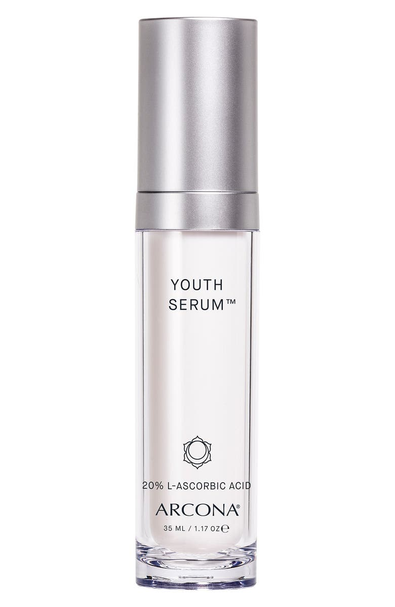 ARCONA Youth Serum Vitamin C Face Serum, Main, color, No Color