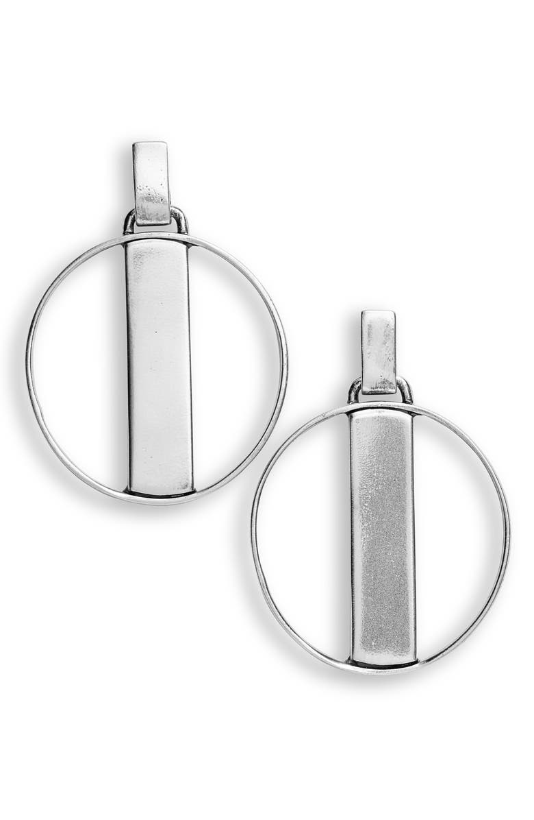 KARINE SULTAN Statement Hoop Earrings, Main, color, 040