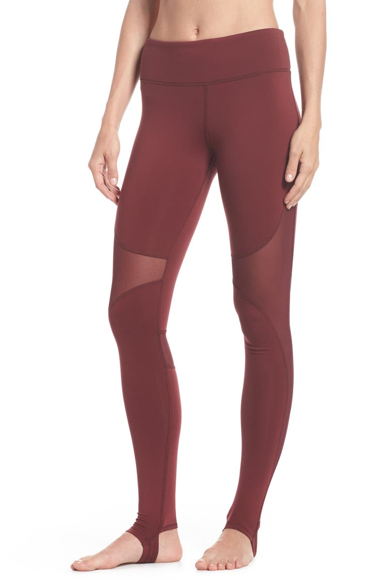 ALO Coast High Waist Stirrup Leggings, Main, color, 936