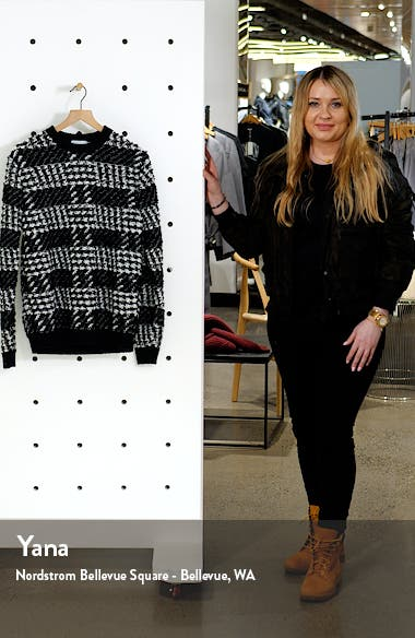 Check Sweater, sales video thumbnail
