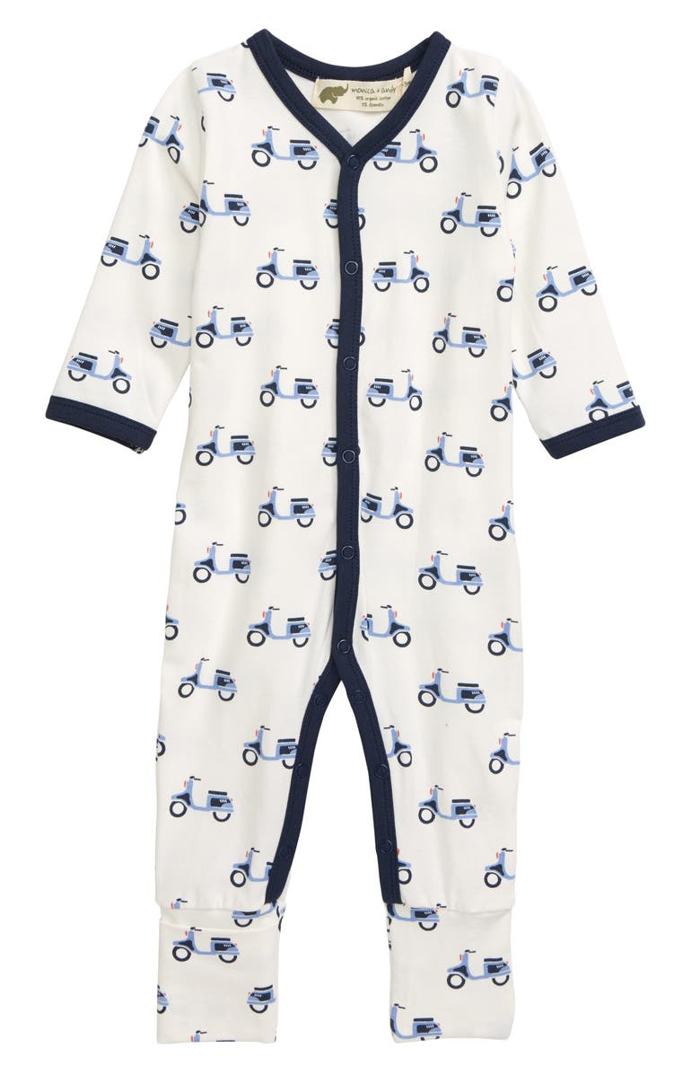MONICA + ANDY On the Go Convertible Romper, Main, color, 100