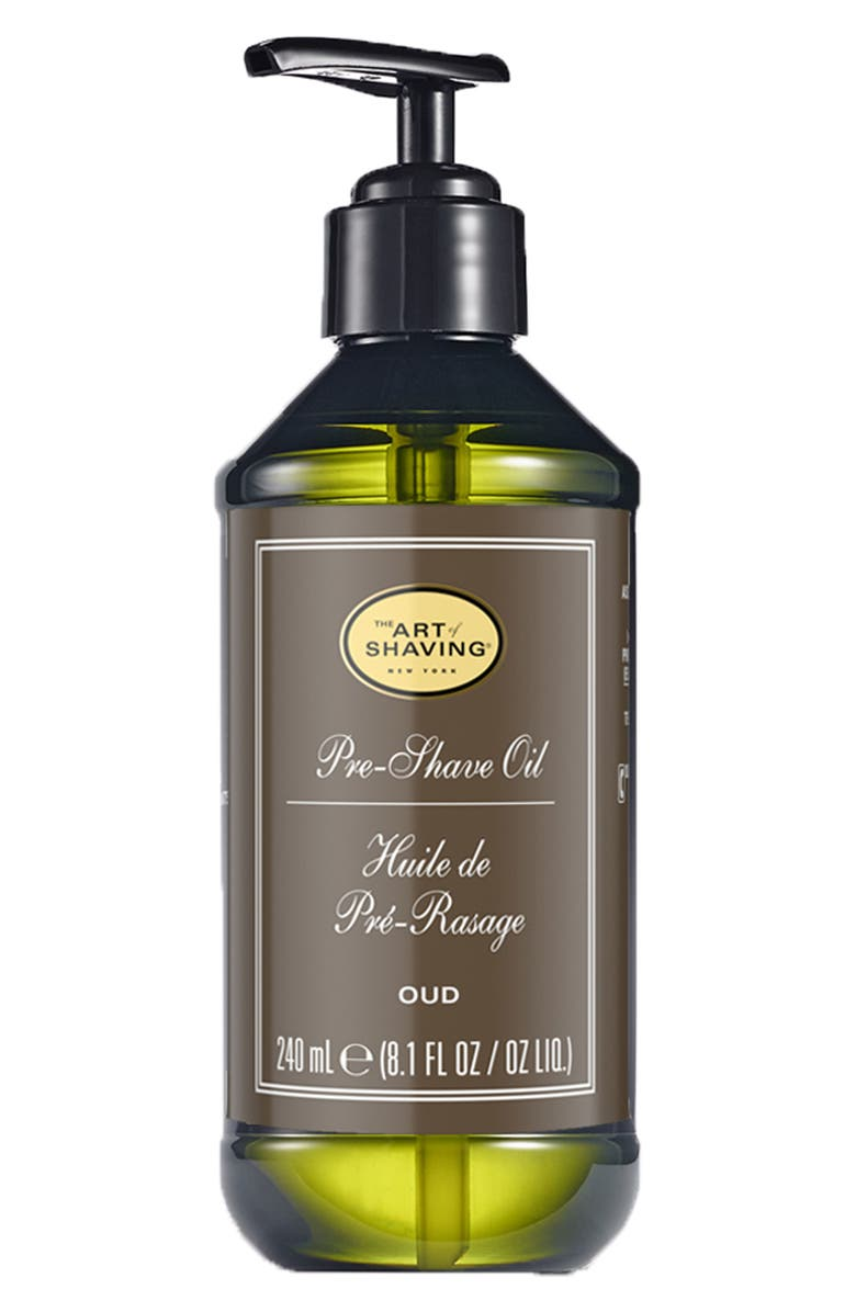 THE ART OF SHAVING <sup>®</sup> Pre-Shave Oil, Main, color, 000