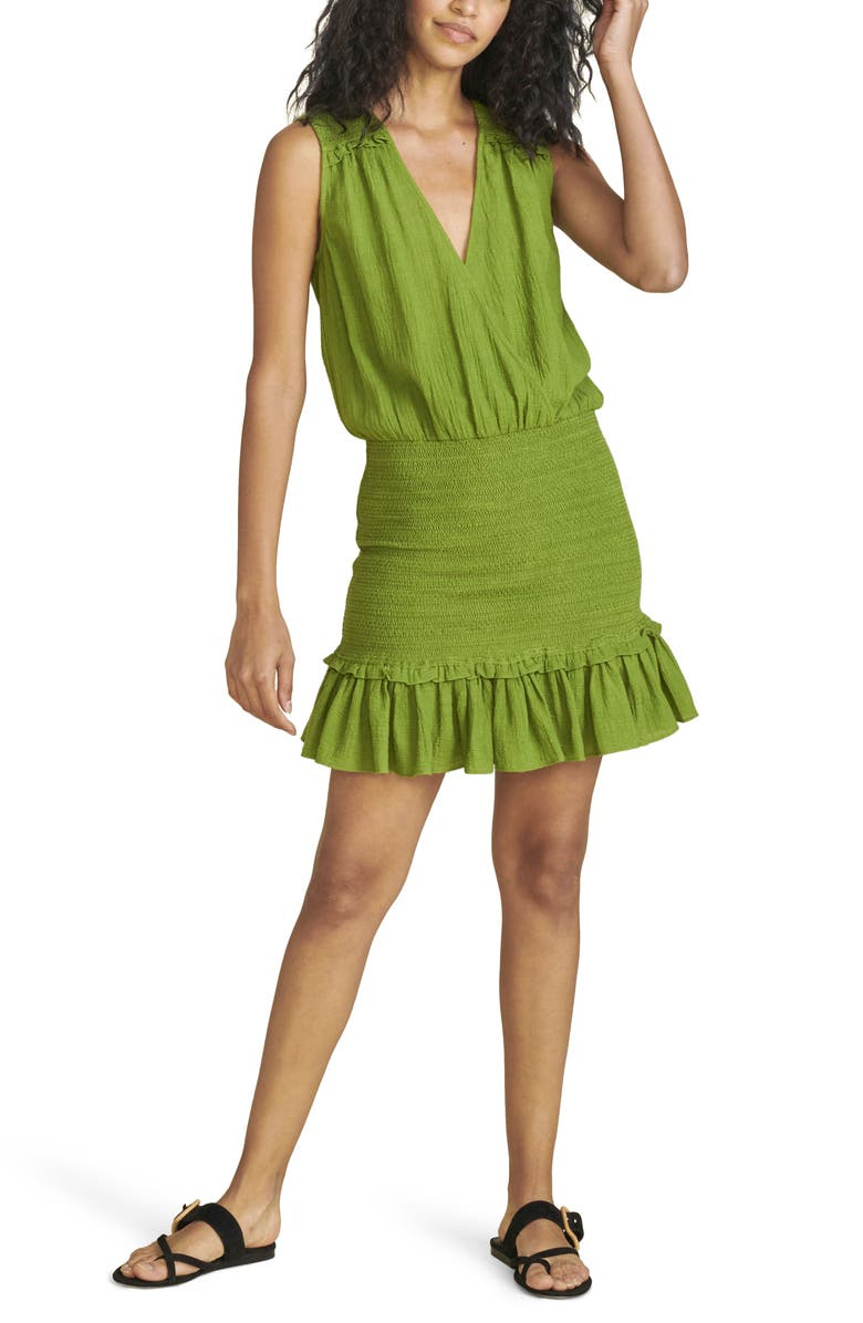 VERONICA BEARD Cox Sleeveless Cover-Up Dress, Main, color, 318