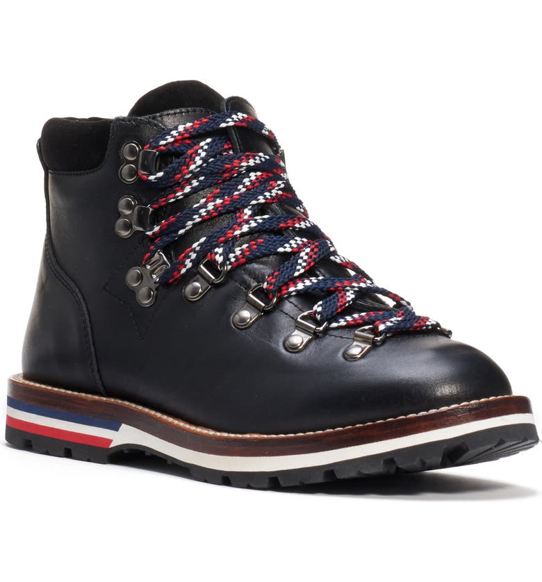 MONCLER Blanche Hiking Boot, Main, color, Black