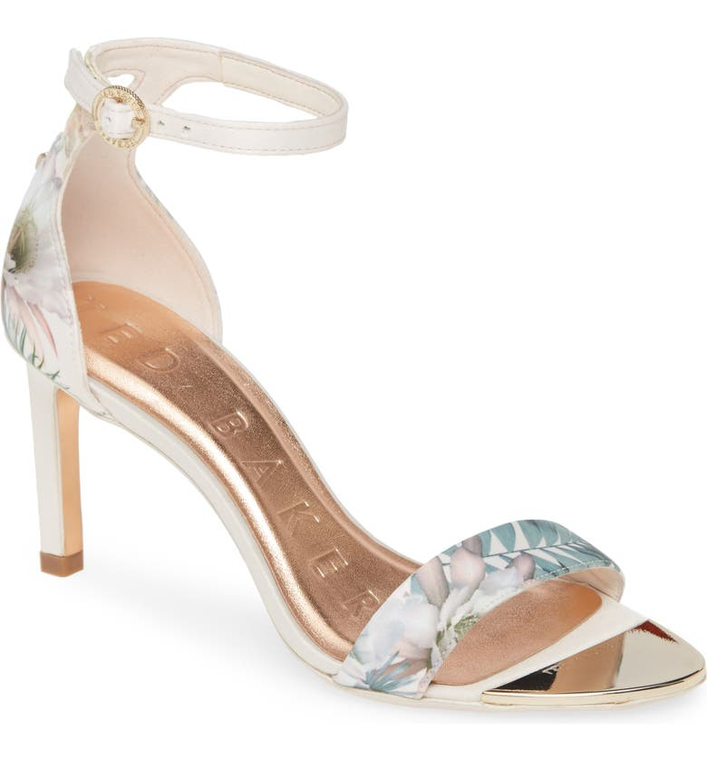 TED BAKER LONDON Mwilli Ankle Strap Sandal, Main, color, 680