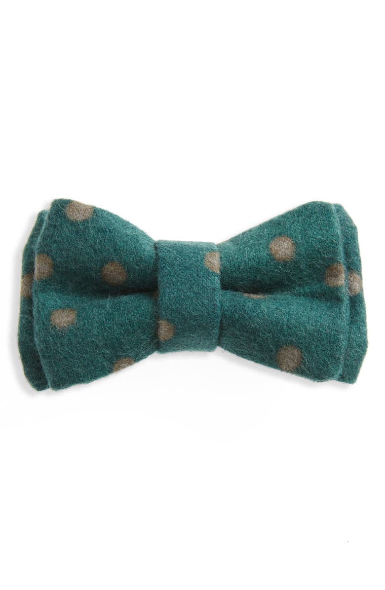EAT PLAY WAG Holiday Pet Collar Bow Tie, Main, color, 300
