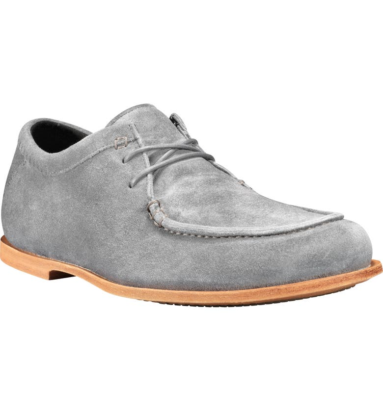 TIMBERLAND Tauk Point Suede Loafer, Main, color, GREY SUEDE