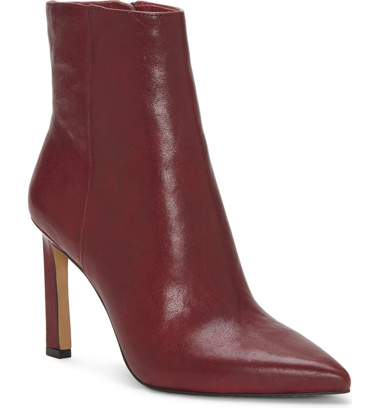 VINCE CAMUTO Sashala Pointed Toe Bootie, Main, color, 642